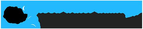 Flood Water Damage Restoration Logo