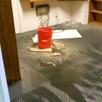 Carpet Sewage Water Removal