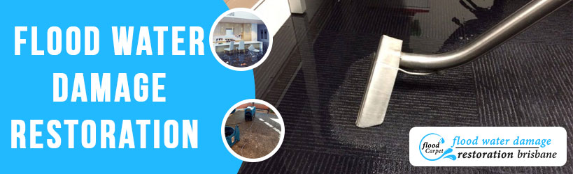 Flood Water Damage Restoration Brisbane